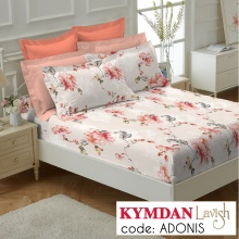 Drap Kymdan Lavish 160 x 200 cm (drap + áo gối nằm) ADONIS