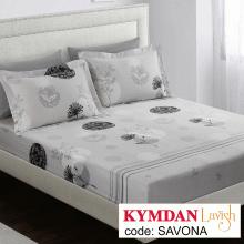 Drap Kymdan Lavish 160 x 200 cm (drap + áo gối nằm) SAVONA