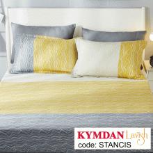 Drap Kymdan Lavish 180 x 200 cm (drap + áo gối nằm) STANCIS