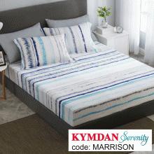 Drap Kymdan Serenity 160 x 200 cm (drap + áo gối nằm) MARRISON