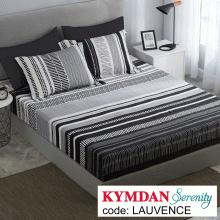 Drap Kymdan Serenity 180 x 200 cm (drap + áo gối nằm) LAUVENCE