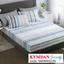 Drap Kymdan Serenity 180 x 200 cm (drap + áo gối nằm) MARRISON