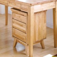 Tủ 3 ngăn kéo NB-Natural gỗ tự nhiên