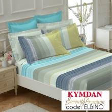 Drap Kymdan Serenity Premium 160 x 200 cm (drap + áo gối nằm) ELBINO
