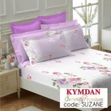 Drap Kymdan Serenity Premium 160 x 200 cm (drap + áo gối nằm) SUZANE