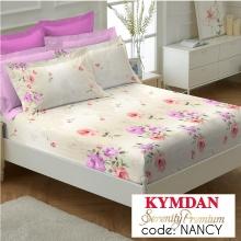Drap Kymdan Serenity Premium 180 x 200 cm (drap + áo gối nằm) NANCY
