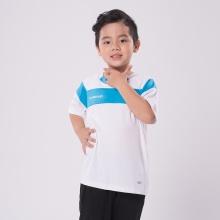 Áo thun trẻ em không cổ tay ngắn Jartazi (Warm up T-Shirt Cordoba) JK4040-006
