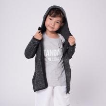Áo khoác Hoody trẻ em Jartazi (Hooded Zipper Jacket) JK4515BL