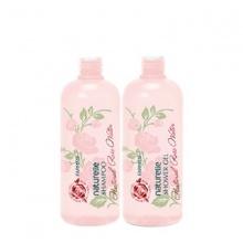 Dầu gội và gel tắm chiết xuất hoa hồng Farmasi