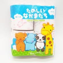 Bộ 4 cuộn giấy vệ sinh Osada