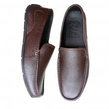 Giày da nam siêu mềm da bò thật GM16C Geleli