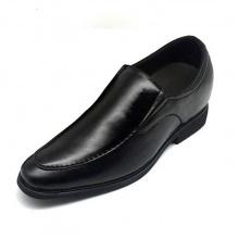 Giày lười tăng chiều cao nam 6cm da bò cao cấp Th25CM Lucacy