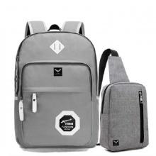 Combo balo nam Hàn Quốc Laza bl368 và túi đeo chéo tx361 - chính hãng phân phối