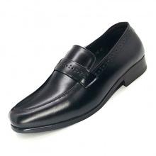 Giày tây nam da bò nguyên tấm cao cấp N0105D Lucacy