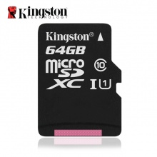 Thẻ nhớ Micro SD 64Gb Kingston Class 10