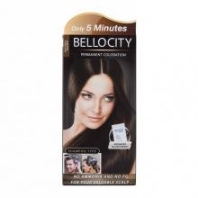 Thuốc nhuộm tóc dạng dầu gội Chong Kun Dang Bellocity - nâu tự nhiên
