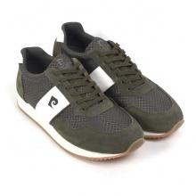 Giày thể thao nam Pierre Cardin PCMFWLC301GRE màu xanh