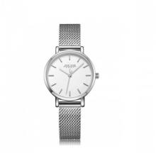 Đồng hồ nữ dây kim loại chính hãng Julius Hàn Quốc JA-1164LA ( bạc)