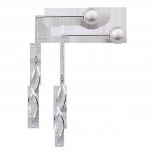 Bông tai bạc thời trang PNJSilver NHXMW060001
