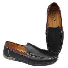 Giày lười nam da cao cấp siêu bền Rozalo R6115