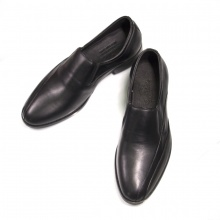 Giày công sở nam da bò thật - Geleli