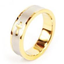 Nhẫn nữ mạ vàng 14k - NNU10