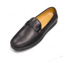 Giày mọi giày lười nam da thật GM9 - Giày geleli