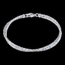 Lắc tay bạc Ý PNJSilver 0000K060073