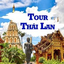 Du lịch Thái Lan 5 ngày 4 đêm Vinared Tour