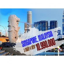 Tour Singapore Malaysia 5n4đ Vinared Tour - 9200060 ,  ,  , 10990000 , Tour-Singapore-Malaysia-5n4d-Vinared-Tour-10990000 , shop.vnexpress.net , Tour Singapore Malaysia 5n4đ Vinared Tour