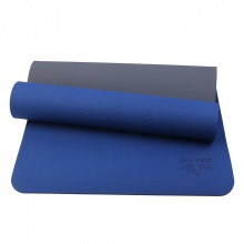 Thảm tập Yoga Zera TPE 2 lớp 6mm - tặng túi đựng thảm