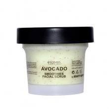 Tẩy tế bào chết da mặt dưỡng ẩm làm sáng mịn da chiết xuất quả bơ Scentio Avocado 100ml