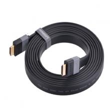 Cáp HDMI 5M dẹt chính hãng Ugreen UG 30112 hỗ trợ 3D 4K