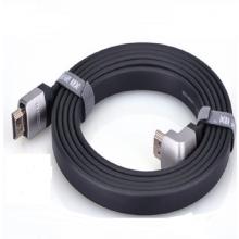 Cáp HDMI 2M dẹt nghiêng góc 90 độ chính hãng Ugreen UG-10279 hỗ trợ 3D 4K