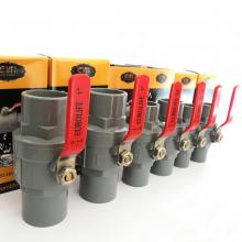 Bộ 6 van tay Inox Eurolife 21 - 27 -34mm ( Mỗi size 2 cái ) EL-IN 21-27-34