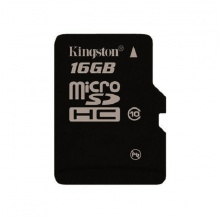Thẻ nhớ Micro SD 16Gb Kingston Class 10