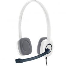 Tai nghe Logitech Stereo H150 (Trắng)