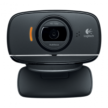 Webcam Logitech B525 (Đen)