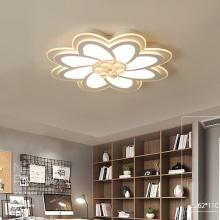 Đèn mâm ốp trần pha lê 013 - OP013 - Đèn trang trí Homelight