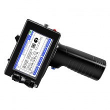 Máy in date cầm tay Promax MX5 in logo, in trên mọi chất liệu 12.7mm, mực HP, 600DPI, USB 2G