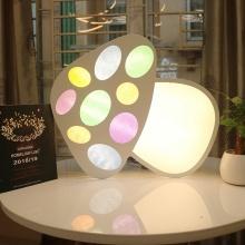 Đèn mâm ốp trần Led OP3M57- Đèn trang trí Homelight