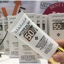 Kem chống nắng sinh học Medi Peel Active Silky Sun Cream