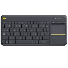 Bàn phím không dây Logitech K400 Plus (Đen)