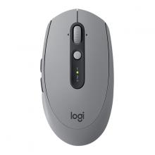 Chuột không dây Bluetooth + Wireless Logitech Wireless M590 Xám