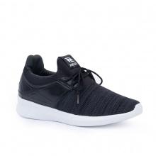 Giày nam, giày thể thao sneaker Zapas năng động cá tính siêu nhẹ thoáng khí - ZR012 (màu đen)