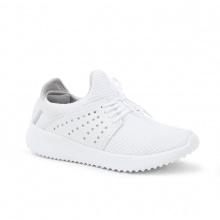 Giày nữ, giày thể thao sneaker Zapas năng động cá tính siêu nhẹ thoáng khí - ZR013 (màu trắng)