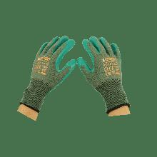 Găng tay bảo hộ phủ cao su kowon (cỡ 8)