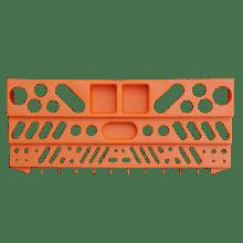 Giá gắn tường treo dụng cụ bằng nhựa HT33212 Vicantiger