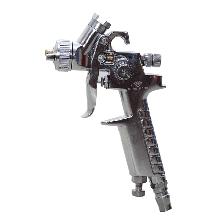 Súng phun sơn Rongpeng H827-B (áp suất thấp, lỗ 1.5MM cốc nhựa trên )