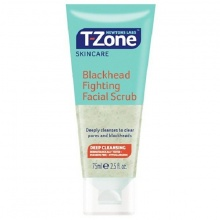 Tẩy da chết t-zone blackhead fighting facial scrub 75ml